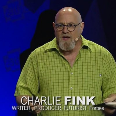 Episode 5 : Charlie Fink – Current State of Augmented Reality